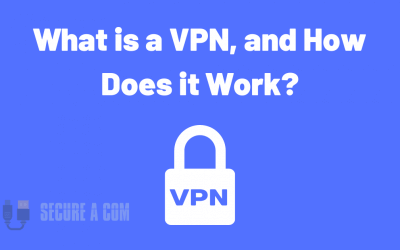 What is a VPN and How Does it Work?