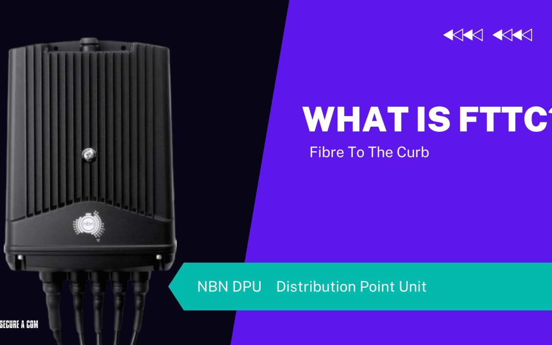 What is FTTC, Fibre To The Curb?